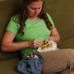 Me and my applique bag 009 (Small)