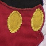 Hand applique--click photo to see close up