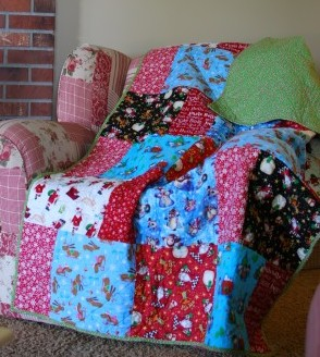 Rachel&#039;s quilt