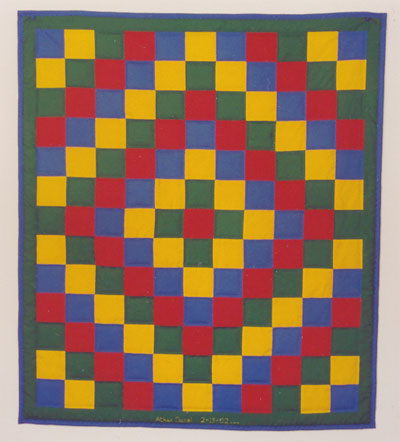 Baby Quilt Patterns are Easy Quilts to Make