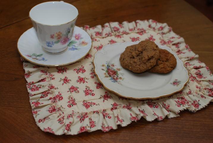 Vintage Tea-time mat